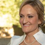 Braut Frisur # Hochzeitsfrisur #Braut Make-up #Hochzeits Make-up Mönchengladbach