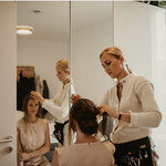 Braut styling #Braut Make-up # Braut Frisur #Mobil Make-up Artist # Mobil Hairstylist #Visagistin