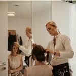 Braut styling #Braut Make-up # Braut Frisur #Mobil Make-up Artist # Mobil Hairstylist #Visagistin