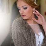 Braut Frisur # Hochzeitsfrisur #Hochzeits Frisur #Braut Haarschmuck #Braut Make-up