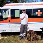 Rettungshunde-Azubi Emil-Karuso