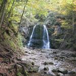 Samstag - wunderschöner Wasserfall