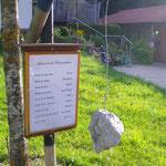 Freitag - bayerische Wetterstation