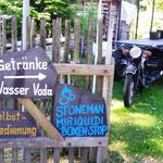 Stoneman 2016 bronze - sächsischer Drive-In