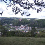 Aussicht auf Riedenburg