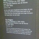 Uitleg Armoede door Rijksmuseum