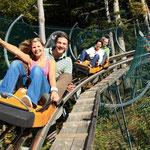 Deutschlands längste Ganzjahresrodelbahn im Allgäu
