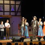 14.11.2010 10 jähriges Bühnenjubiläum (Reichenbach) mit André, Andrea & Manuela, Tom Astor, Linda Gebhardt, Alexx und Spitzbua Markus