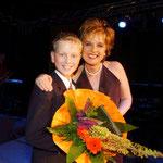 21.04.2003 Duett mit Monika Martin (Plauen)