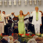 15.07.2006 800 Jahrfeier (Bobenneukirchen) mit Stefanie und Eberhard Hertel