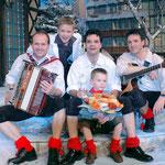 04.12.2004 Herbert Roth Gala (Suhl) mit de Randfichten und Toni