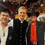 19.11.2010 Herbert Roth Gala MDR (Suhl) mit Tom Astor und Michael Hirte