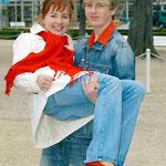 11.04.2006 TV Aufnahmen (Bad Elster)
