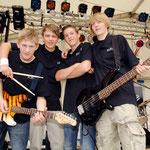 02.06.2007 Stadtfest (Oelsnitz) mit Band Rock Village