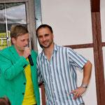 23.06.2013 Sportfest (Bobenneukirchen) mit Sportvorstand Jens Taubert