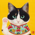 招き猫スジャータ