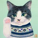 招き猫レノックス