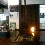 移築されとても綺麗な作りの茶屋になっています。