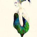 watercolor/透明水彩の作品