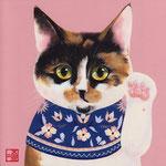 招き猫シェラ子