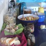Frueshstuecksbuffet
