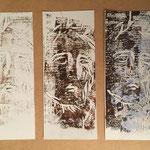 2018 - Gravure sur bois