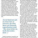 Leserbrief im Sarganserländer vom 28. Januar