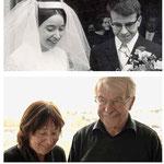 Artikel im Sarganserländer zur Goldenen Hochzeit