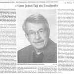 Gaiserblatt, 6. März 2015