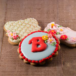 Quilted koekjes