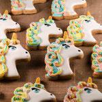 Eenhoorn koekjes