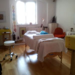 Behandlungsraum/Hall