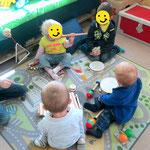 Musikstunde für die Kleinsten