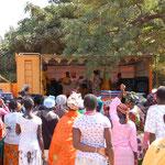 Maggi-Promotion à la Gambia