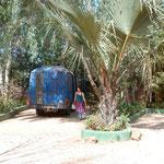 Camping Sukuta – nach 2000 km erreicht :-)