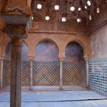 Hammam im Palast