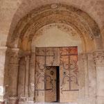 die schöne Kirche von Brioude