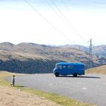Andorra: Mittagspause auf 2500m