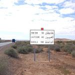 La route est long...