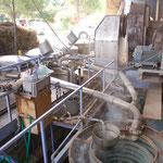 Destillerie für ätherische Öle