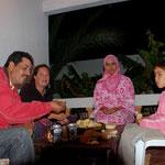 Tajine mit Hassans Familie