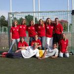 Partille-Cup 2003: Team Marco&Michel: Sandra, Nadine, Tabea, Sabrina, Livia, Jasmine, Manuela, Laura, Roman