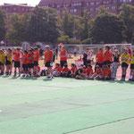 Partille-Cup 2005: Fans;-)