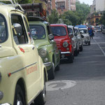 seat 600 classic car tour madrid
