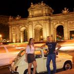Puerta de Alcalá Tour Madrid
