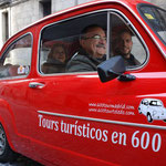 seat 600 turismo madrid
