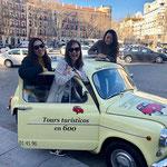 turismo trip coche clásico