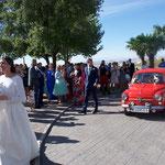 boda seat 600 Madrid