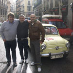 Madrid Cadena Ser Seat 600
