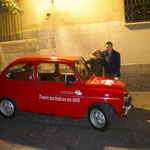 seat 600 tour madrid turismo